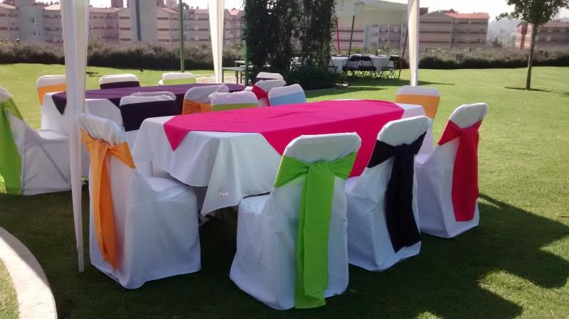 Renta de sillas y mesas 0445529649053 en cuernavaca renta de mesas sillas y mobiliario para - Faldones para sillas ...